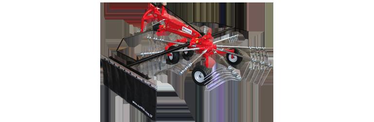 Rotorlu Ot Toplama Tırmığı || Sürmak Tarım Makinaları
