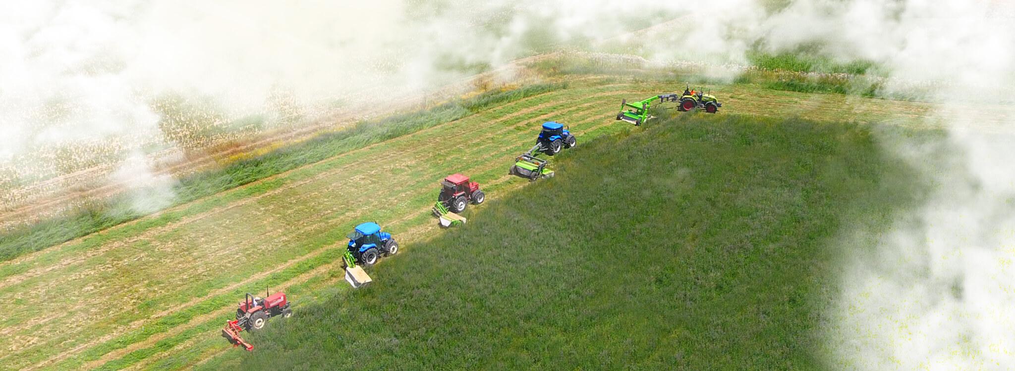 Arazide-Yüksek verim || Sürmak Tarım Makinaları