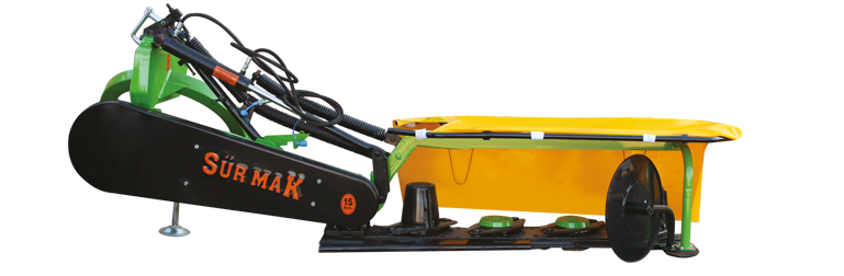 ST 1650 Diskli Çayır Biçme Makinesi || Sürmak Tarım Makinaları