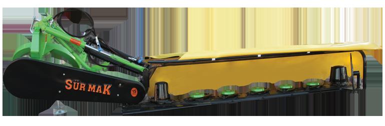 ST 2850 Diskli Çayır Biçme Makinesi || Sürmak Tarım Makinaları