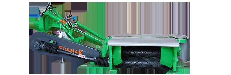 STM 1650 Diskli Sıkmalı Çayır Biçme Makinesi || Sürmak Tarım Makinaları