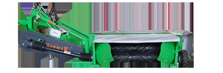 STM 2005 Diskli Sıkmalı Çayır Biçme Makinesi || Sürmak Tarım Makinaları