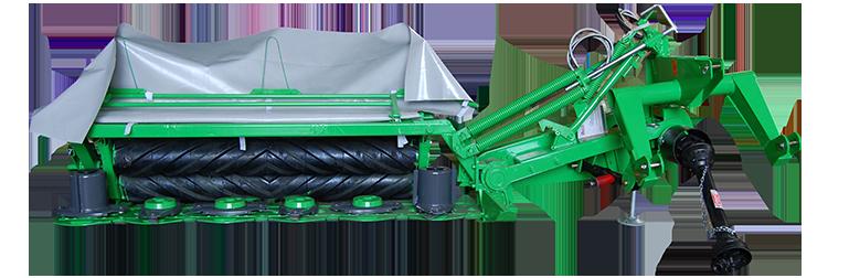 STM 2450 Diskli Sıkmalı Çayır Biçme Makinesi || Sürmak Tarım Makinaları