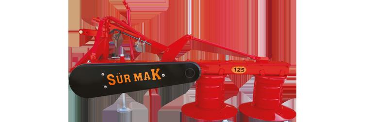 ST 125 Tamburlu Çayır Biçme || Sürmak Tarım Makinaları