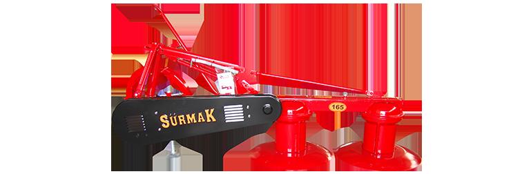 ST 165 Tamburlu Çayır Biçme || Sürmak Tarım Makinaları