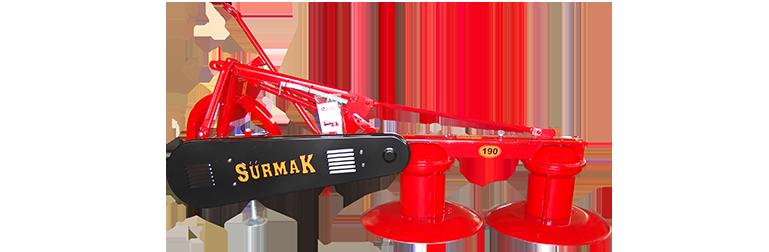 ST 190 Tamburlu Çayır Biçme || Sürmak Tarım Makinaları